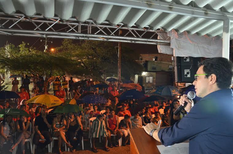 Alcalde Caicedo Socializa Obras De Pavimentaci N Que