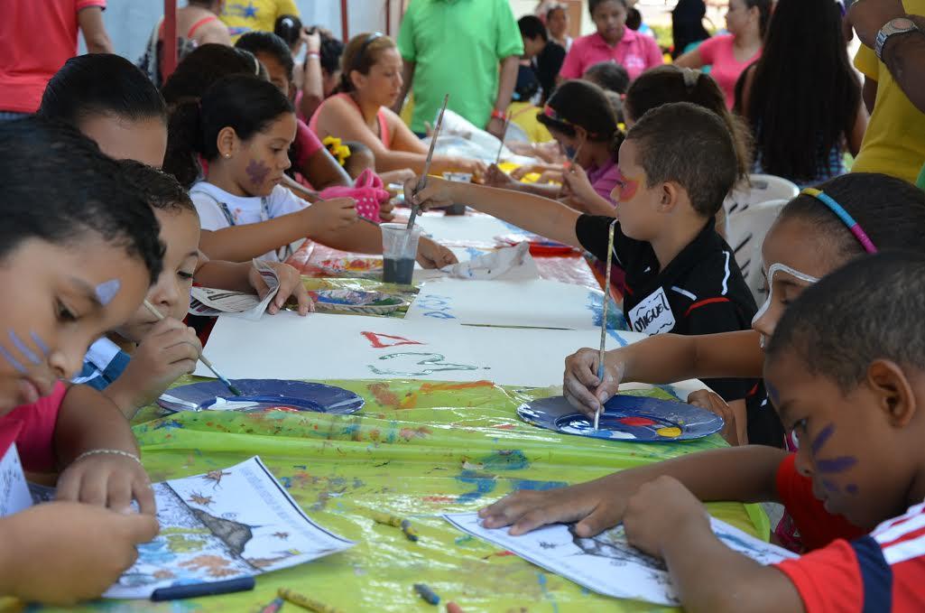 Fiesta Del Mar 2016: Inscripciones abiertas para Los niños pintan su ...