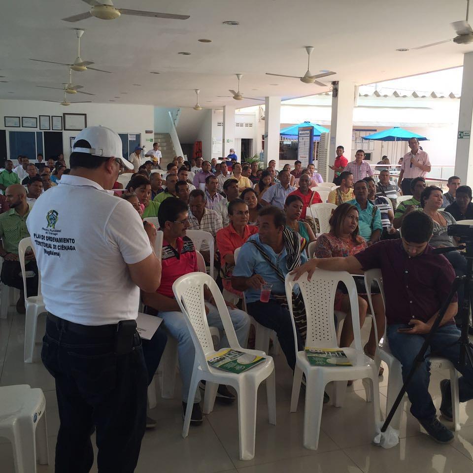 Socialización del diagnóstico y proyectos preliminares del Plan de ...