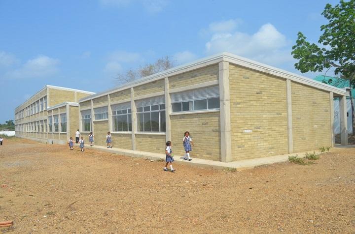Invierten 538 Millones Para Construcci N De Aulas