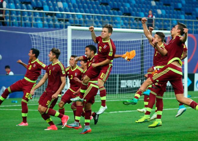 Venezuela Sub 20: Venezuela Sub-20 Ganó A Uruguay Y Disputará Su Primera