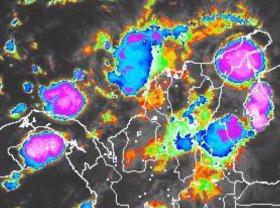 Alerta Roja por probabilidad de crecientes súbitas en ríos de la Sierra Nevada de Santa Marta
