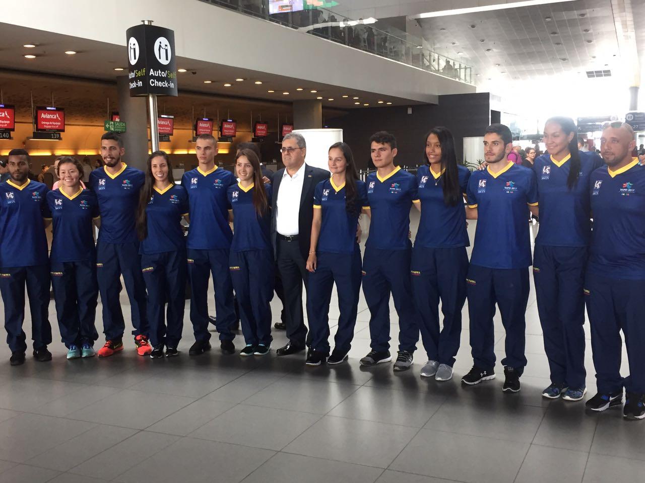 Samaria participará en Juegos Universitarios en China