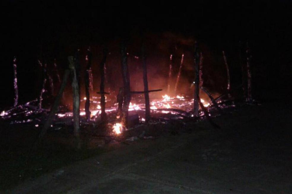 Incineran otro centro ceremonial indígena en la Sierra Nevada