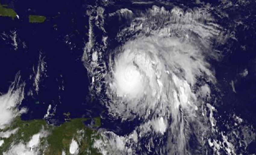 ¡Atentos! Coletazo de huracán María afectara al Caribe colombiano