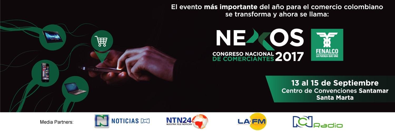 """""""Nexos 2017"""" el congreso Nacional de Fenalco que se realizará en Santa Marta"""