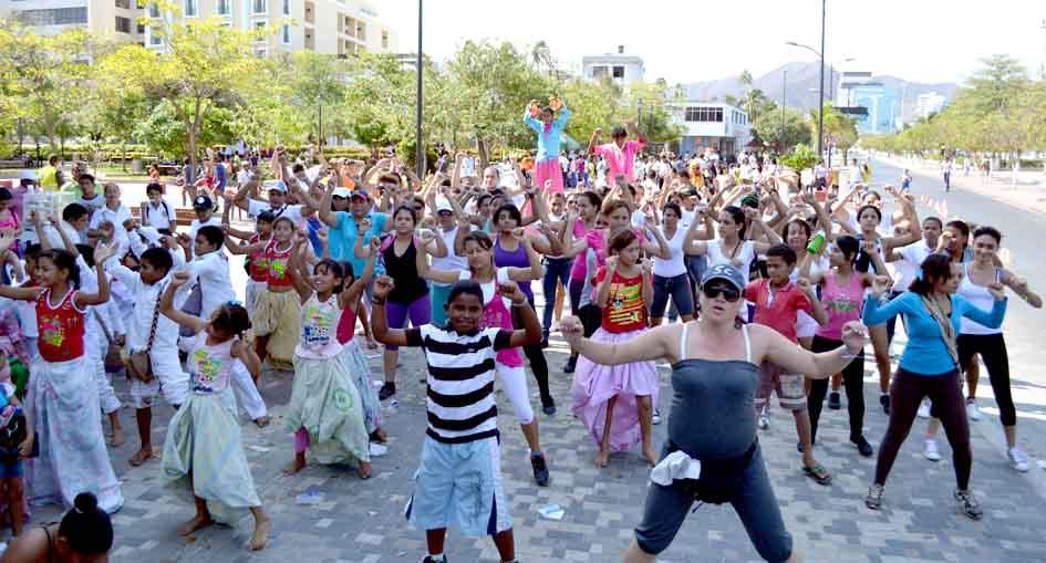 Santa Marta Vivirá 'el ritmo'
