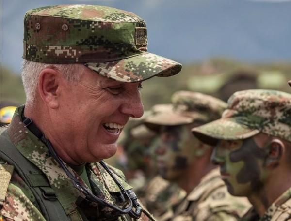 Alberto José Mejía nuevo Comandante General de las Fuerzas Militares