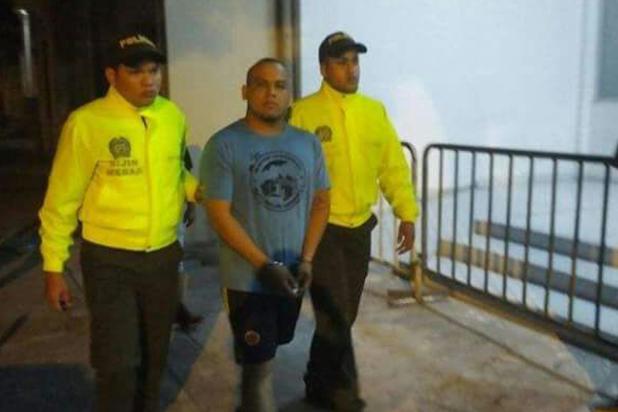 Capturan a taxista implicado en el homicidio de Angello Alzamora