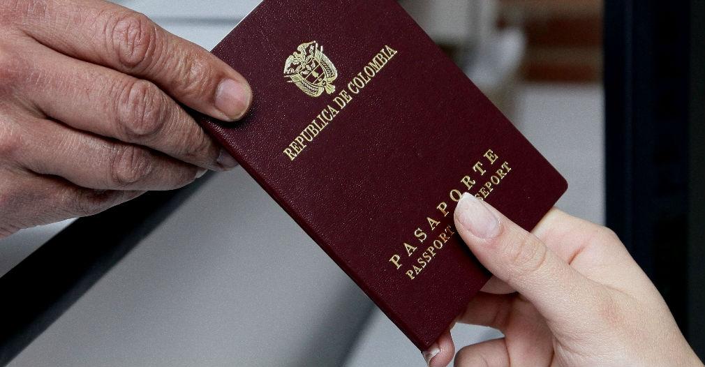 Nueva instalaciones de la oficina de pasaportes en Santa Marta ...