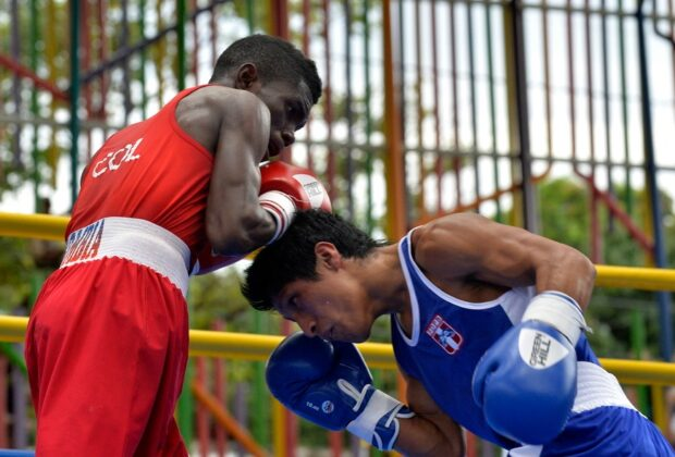 Liga de Boxeo del Magdalena reconoce apoyo del alcalde (e) Rugeles